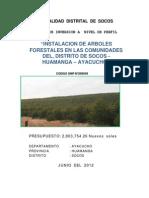 proyrcyto - forestalñ - sococ