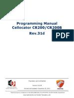 Programming Manual Cellocator CR200-CR200B Rev31d-8