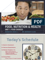 food  nutrition wednesday