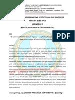 Psmkgi 2012-2014 (Gambaran Kerja&Kompetensi)