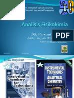 Kuliah 1 Pendahuluan Spektrofotometri UV-Vis