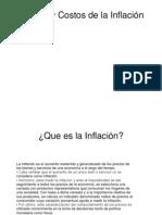 causas y costos de la inflación