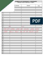 Registro Asamblea de Ciudadanos y Ciudadanas