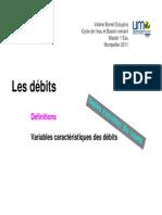 ME1TC1 Cours DebitENT