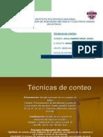 TECNICAS DE CONTEO.ppt