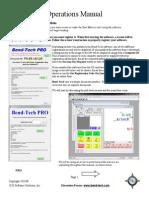 Bend Tech Pro Manual