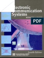 Electronic Communication Systems by Kennedy
