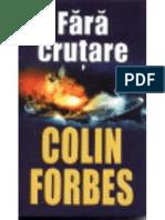 Colin Forbes-Fara Crutare