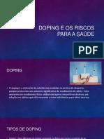 Doping e os riscos para a saúde