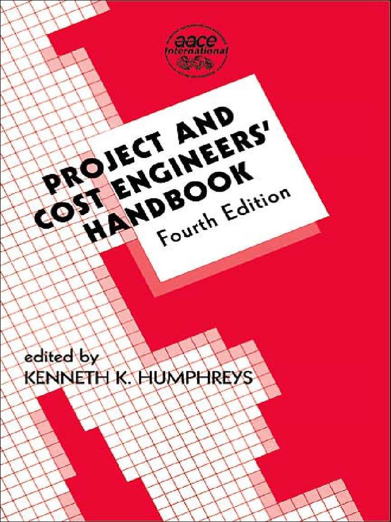project and cost engineers handbook depreciation net present value