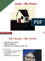 Rejuvenate Your English - My_house