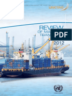 Review on Maritime Logistics