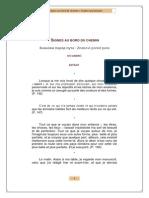 Signes Au Bord Du Chemin - Extraits - Andric