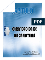 04_Clasificacion de Las Carreteras