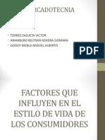 Factores - Mercado