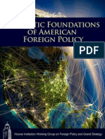 Domestic Foundations of Foreign Policy vs. Foreign Policy Distractions from Domestic Foundations, by James D. Fearon