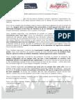 Lettre Ouverte Municipales - IA