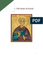 에녹서(Enoch) 제1부 (1 - 60장)