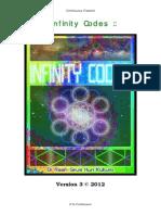 Infinity Codes v3 2012