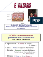 Acne Vulgaris for Untar