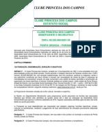 Estatuto Clube Verde Estatuto 2014