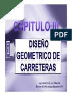 01_Diseño Geométrico de carreteras