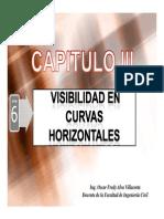 06_Visibilidad en Curvas Horizontales