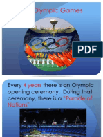 olympics 1st