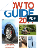How to Guide 2014