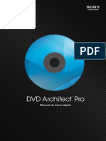 DVD Architect PRO v.6.0 Manual Español