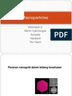 Nanoparticles FIX