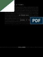 2014 - Formation Hacking Et Piratage (Partie 1)