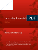 Schmidt de Carranza Internship Presentation II.pptx