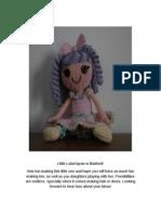 Amigurumi Lalaoopsy Doll
