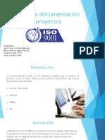 ISO para la documentación de proyectos