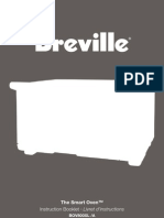 Breville BOV800XL Manual