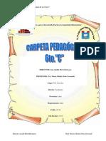 Carpeta Pedagogica Ult