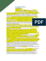 Enfoques sobre el mundo jurídico - Ferreyra