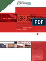 Cen Hist vs Perirf Urb