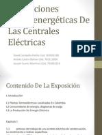 Instalaciones Termoenergeticas De Las Centrales Eléctricas