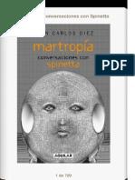 Martropía - Conversaciones con Spinetta