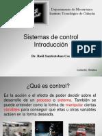 Clase 1-Introducción a los sistemas de control