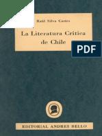 La literatura crítica de Chile