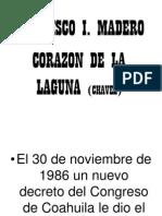 Historia Chavez