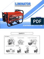 ELM Owner Manual