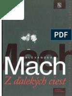 Sano Mach - Z Dalekych Ciest - Autobiografia