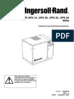 Manual Up6 25