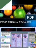 Perka BKN 1 Thn 2013 Rmt