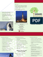 Debars Brochure Red