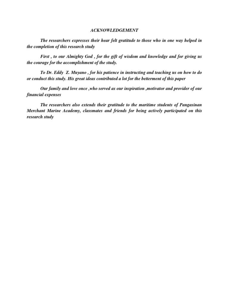 Acknowledgement thesis altavistaventures Image collections
